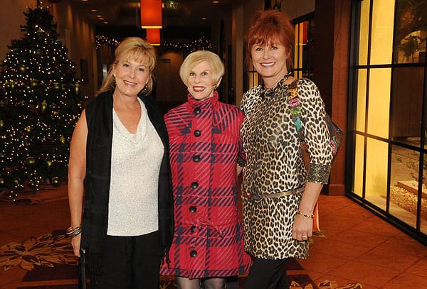 Mariah Hanson, Helene Galen, and Carol Channing Honored at PS Athena Awards Luncheon — Dec. 5, 2013