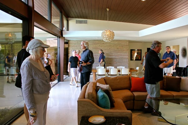 Twin Palms Frank Sinatra: View Icon's 1st Palm Springs Home