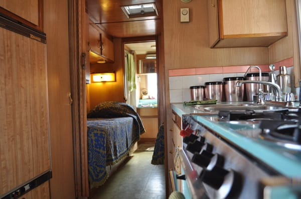 Time Travel: Vintage Trailer Show at Modernism Week 2014
