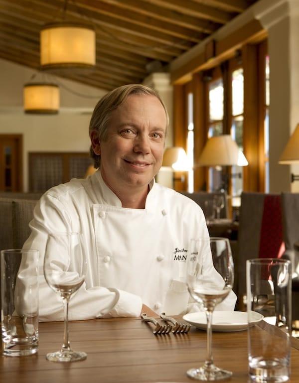 Morgan's in the Desert Chef Jimmy Schmidt Has a Good Beef