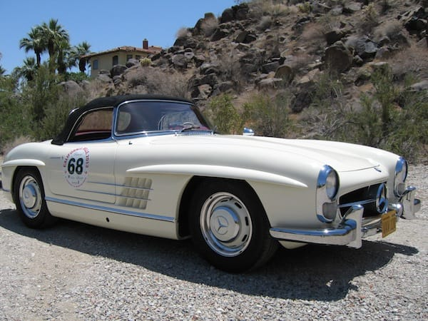 Car Buffs Will Find Like-Minded at Desert Concorso