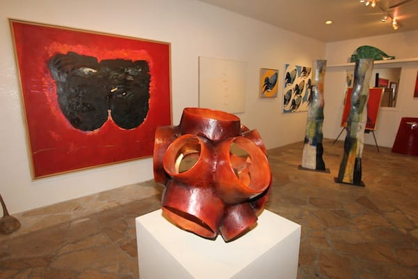 Greg Bennett Contemporary Art Offers New Look to El Paseo