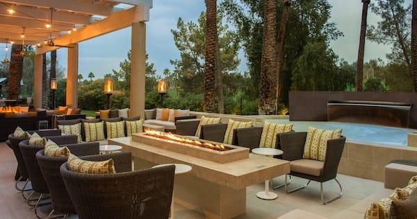 Lantana, Hyatt Regency Indian Wells In Synch With Modernist Looks