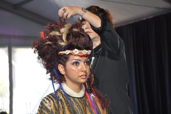Fashion Week El Paseo 2014: Style & Beauty Bash, Fashion Frenzy