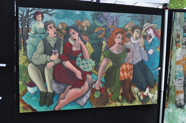 La Quinta Arts Festival Showcases Stellar Talent