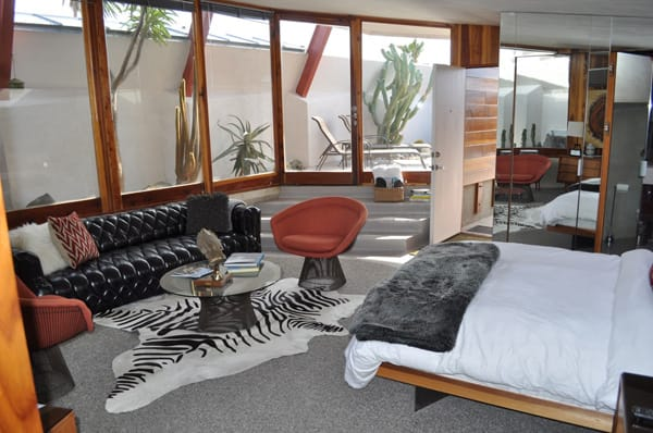 Hotel Lautner Takes You Back to Mid-20th Century
