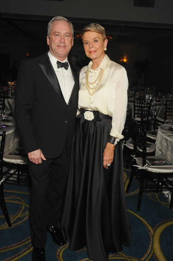 Black & White Ball Honors Harold Matzner
