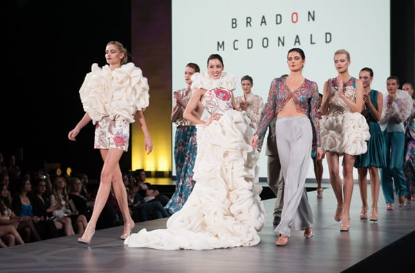 Bradon McDonald's Fashion Style Reflects His Time on Stage