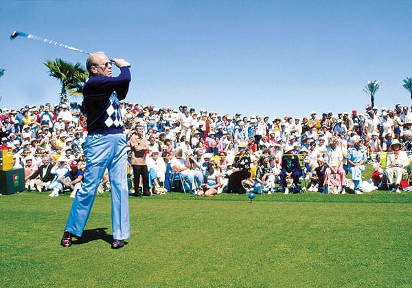 Tamarisk Country Club Reignites Golf History by Hosting Pro-Am