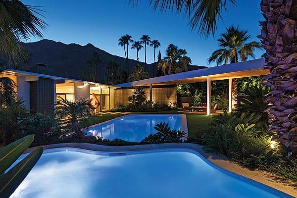 Beau Monde Villas' Modern Oasis