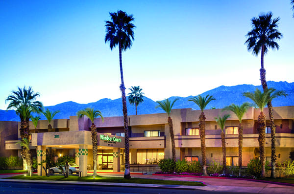 Palm Springs boasts beautiful housing communities for those on the cusp of — or already enjoying — their senior lifestyle