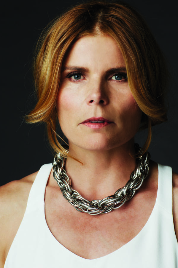 Actress, author, and wellness advocate Mariel Hemingway focuses inward to navigate life's external challenges, becoming a role model for other women looking to find their personal power