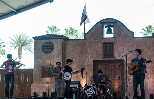 Stagecoach 2014: John Prine, Michael Nesmith, Sleepy Man Banjo Boys