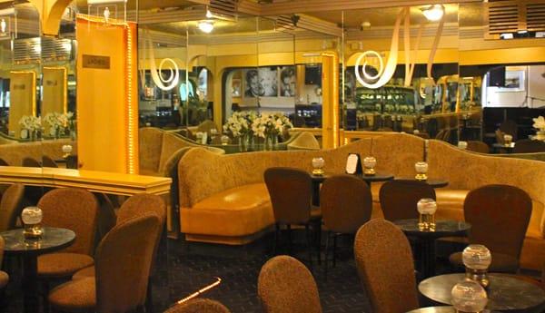 Melvyn's Restaurant, The Purple Room Ride Resurgence