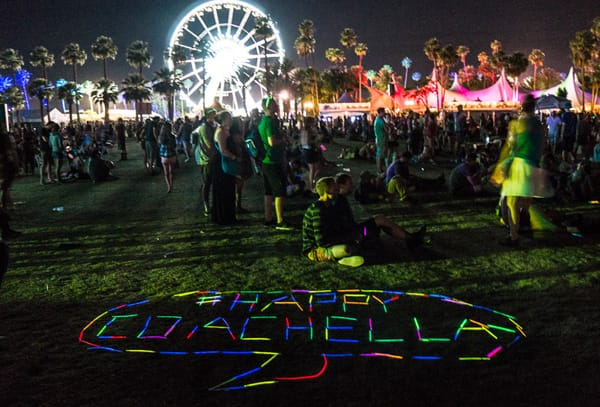 Coachella 2014: Lana Del Rey, Motorhead, Little Dragon