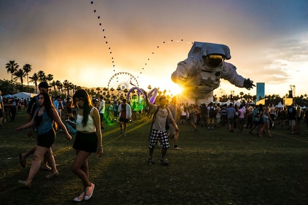 Coachella 2014: Outkast, Chromeo, The Afghan Whigs