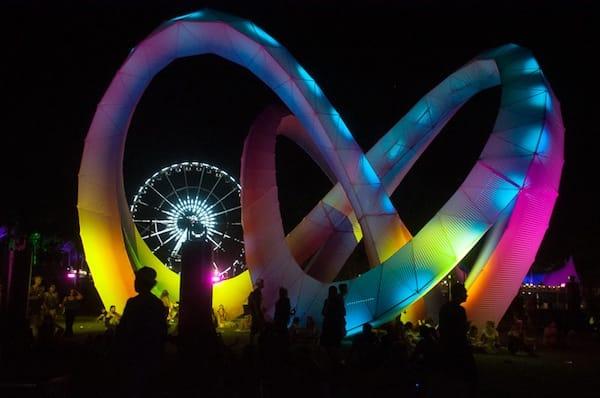 Coachella 2014: Muse, MGMT, Warpaint