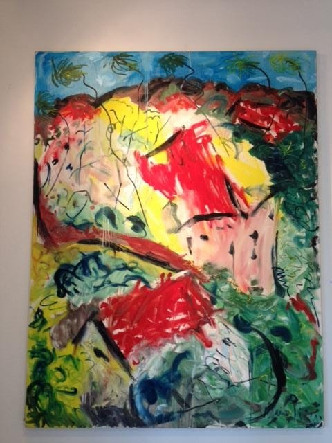 Mario Pikus Opens the Door to His Rancho Mirage Art Studio