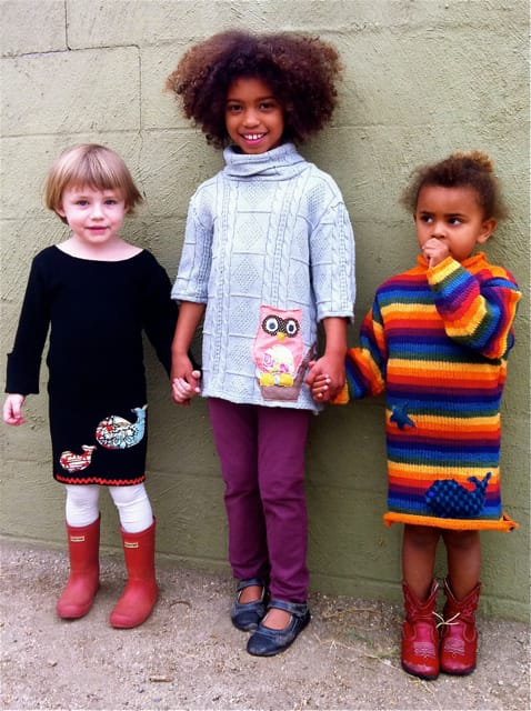 Tea With Iris Creates Eco-Chic Pieces for Women, Children