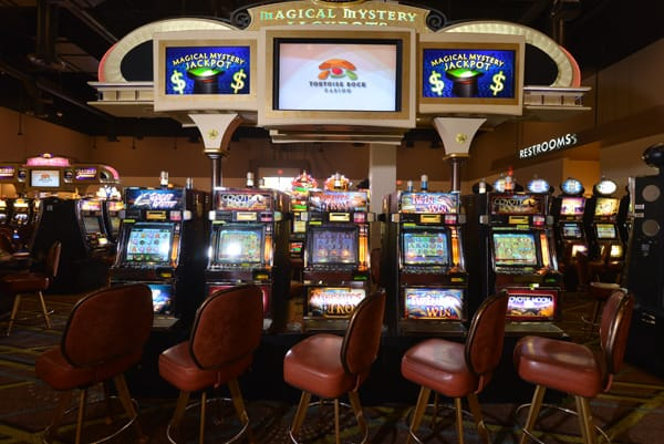 Tortoise Rock Casino Opens Doors in Twentynine Palms