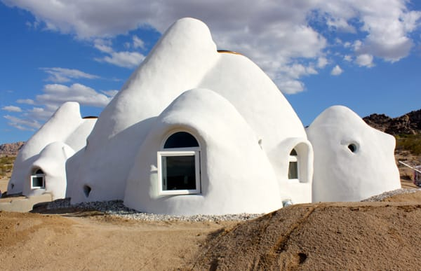 Bonita Domes Resembles 'Star Wars'-Like Place