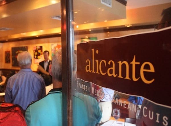 Alicante Palm Springs Serves Up Restaurant Week Specials