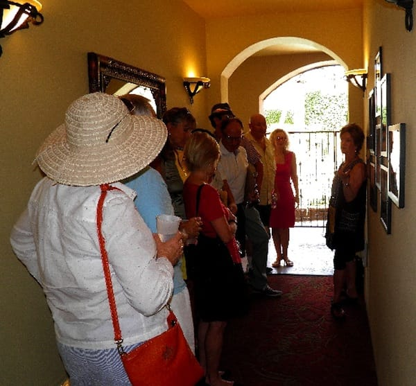 Andreas Hotel & Spa Joins Palm Springs Historical Walking Tour