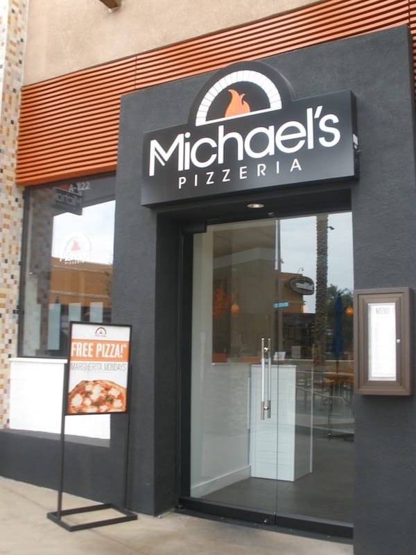 Michael's Pizzeria Creates New Tastes As Seasons Change