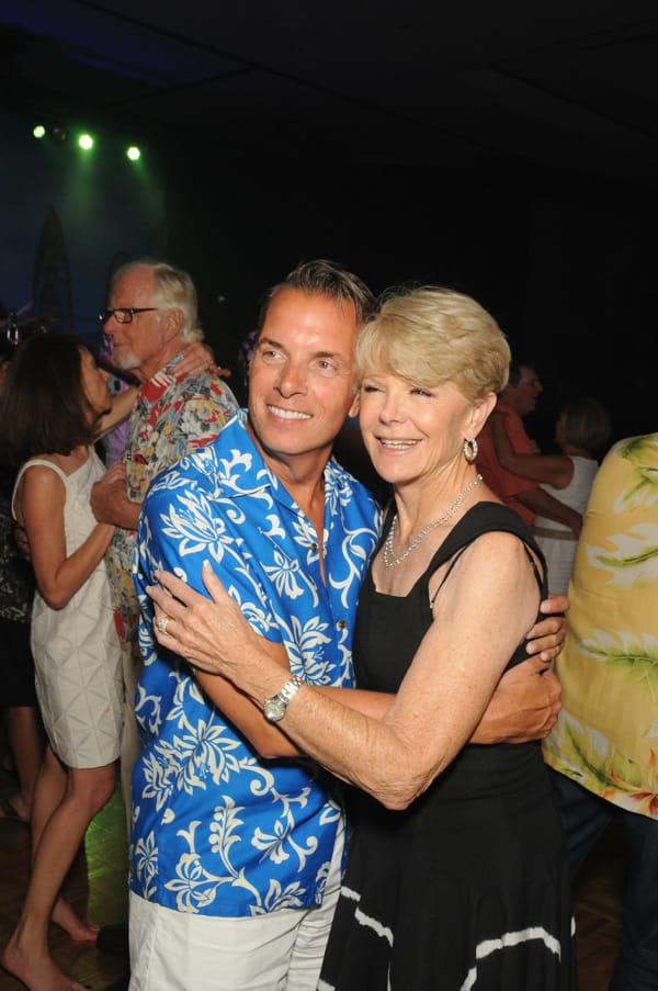 Nancy Stone and Roman Gronkowski