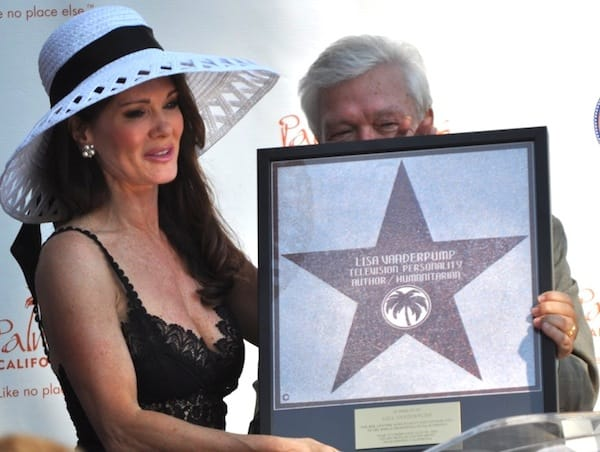 Lisa Vanderpump's 'Star Dream' in Palm Springs Comes True