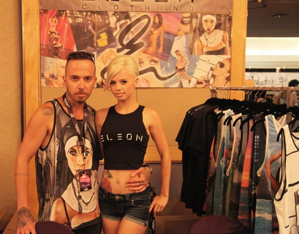 Palm Springs Tattoo Convention Makes for Colorful Scene