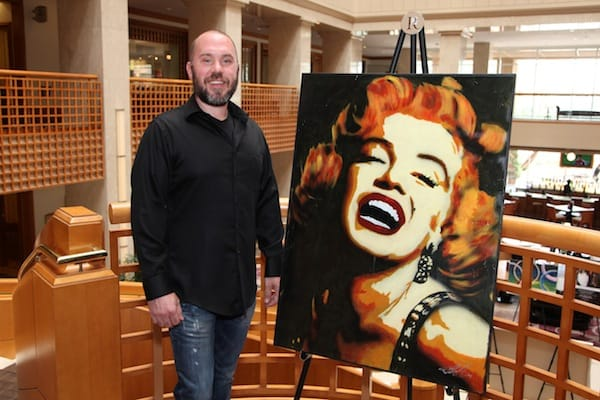 Renaissance Esmeralda Resort & Spa Celebrates Success of 'Live Life to Discover' Art Event