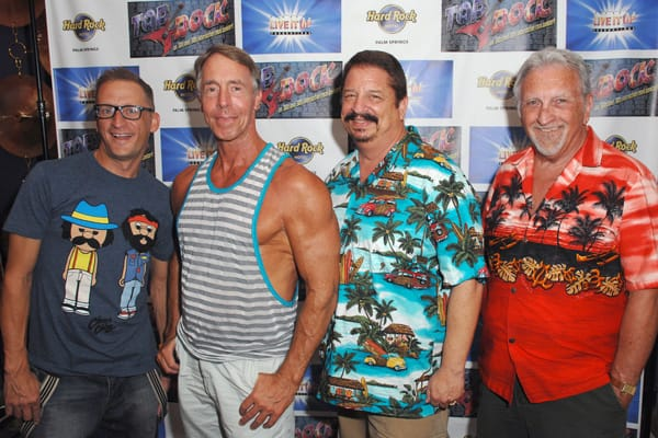 'Top Rock' Brings Interactive Musical Tribute to Palm Springs