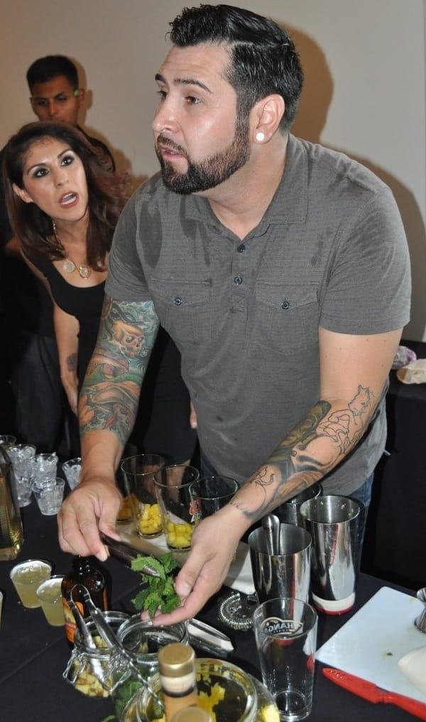 Palm Springs Bartender Creates Winning Pairing of Avocado, Selvarey Rum