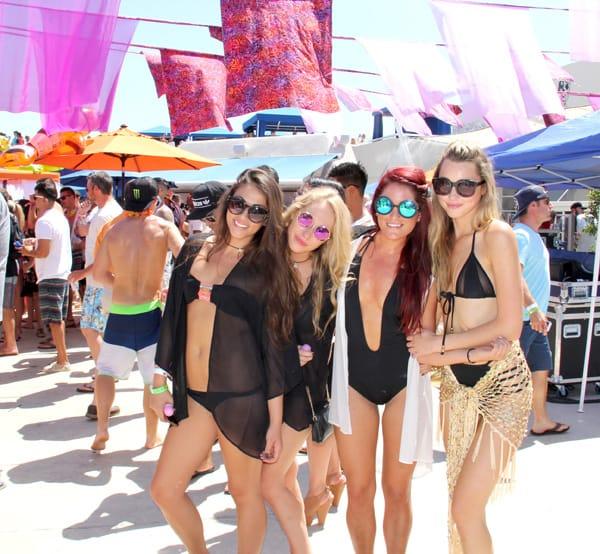 Splash House Palm Springs: Chromeo, Flume, Anna Lunoe, A-Trak