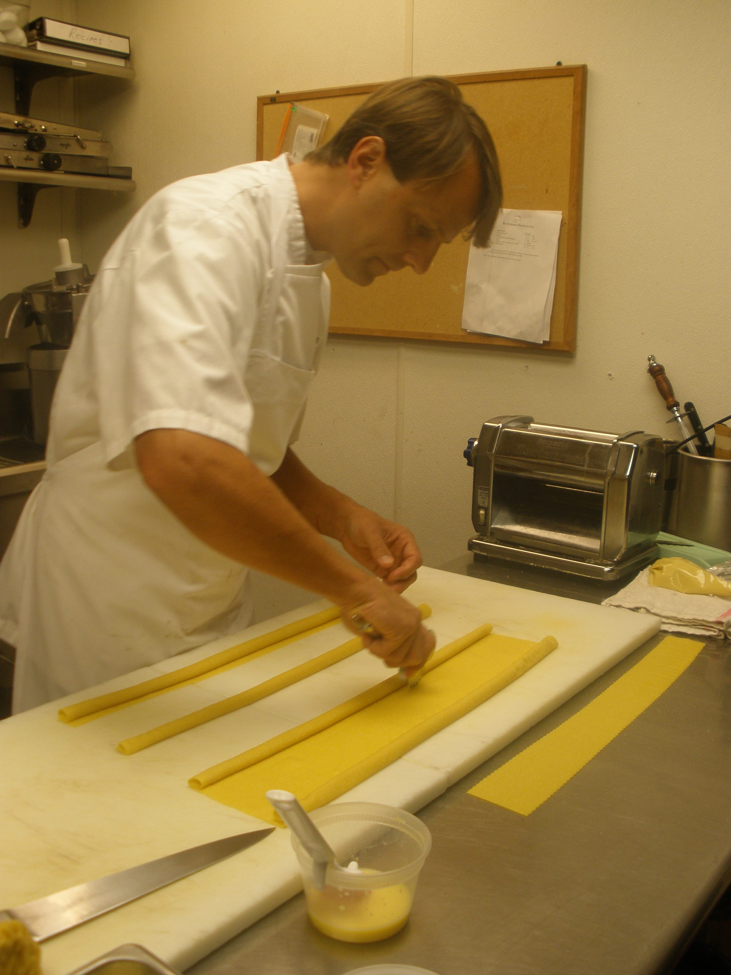 Purple Palm Restaurant's New Chef Initiates Refreshing Menu
