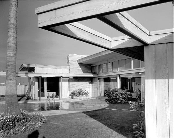 The Frank Sinatra Twin Palms estate.