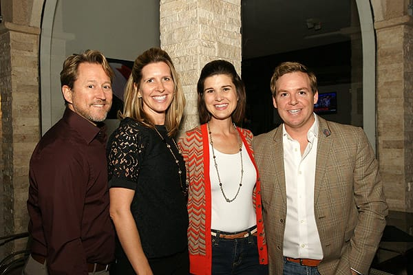 Forty Under 40 Mixer at The Venue Sushi Bar and Sake Lounge, Nov. 11, 2014