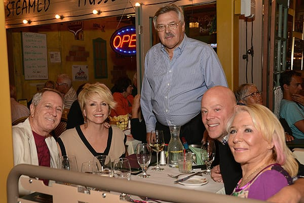 Pomme Frite Celebrates Grand Re-Opening of Their Award Winning Patio, Nov. 6, 2014