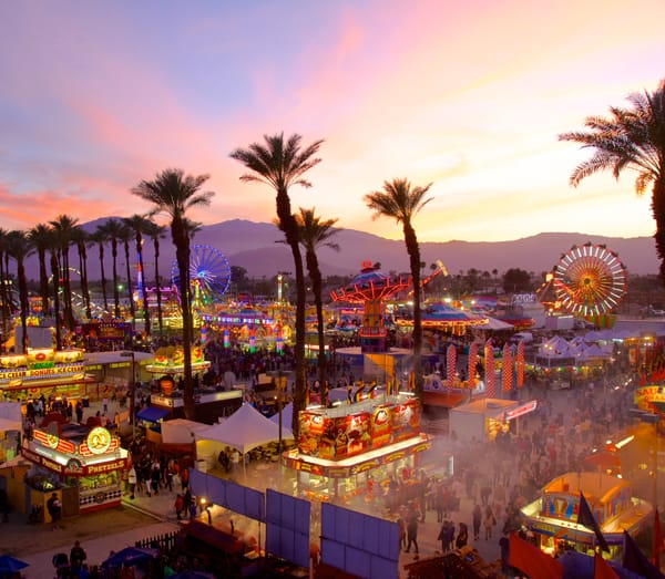 Enjoy a night out with the family and try food from the many vendors including some amazing new date-themed items.