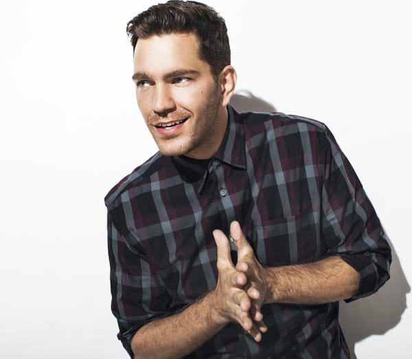 Andy Grammer performs at the Riverside County Fair & National Date Festival at 7:30 p.m. Feb. 20.