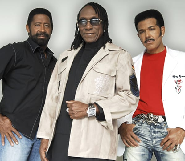 Enjoy a blast from the past with the Commodores performanceFeb. 21 at the Riverside County Fair & National Date Festival.