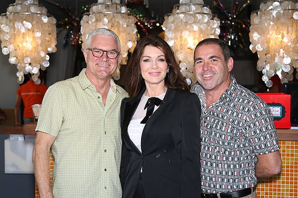 Trio Toy Drive with Lisa Vanderpump, Dec. 7, 2014