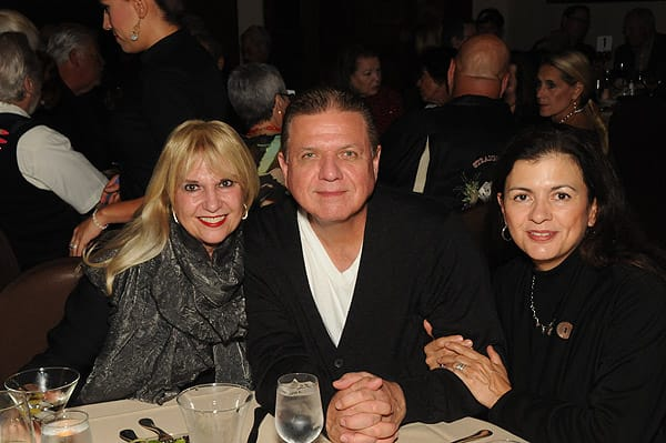 "Andrea Marcovicci ""A WWII Christmas"" at Vicky's of Santa Fe - Dec. 8, 2014"