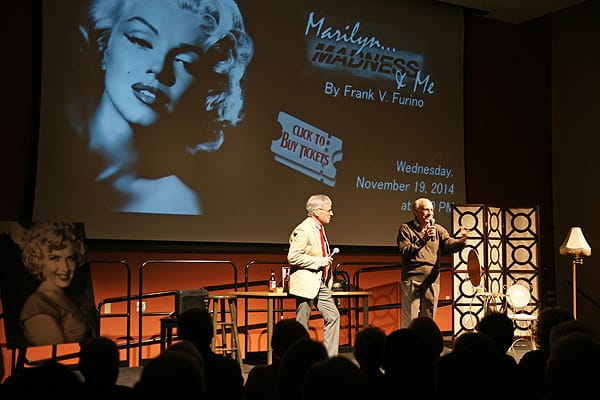 Marilyn, Madness & Me, November 19, 2014