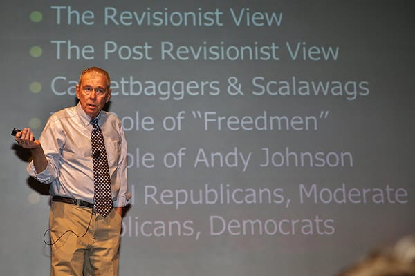 Rancho Mirage Library Lecture Series - Dr. William Gudelunas - Jan. 15, 2015