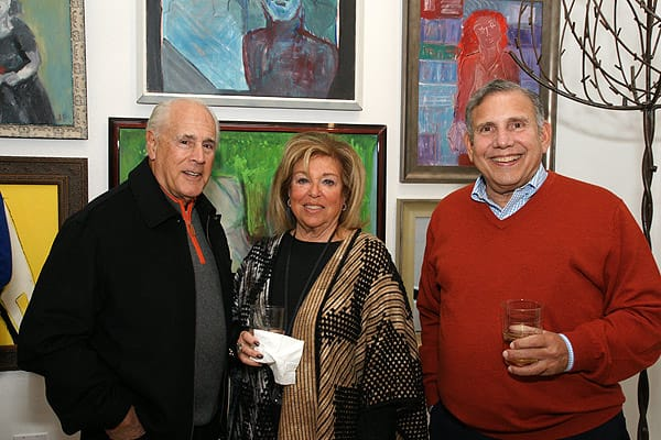 Shaking up the Art Community at Colin Fisher Studios - Jan. 9, 2015