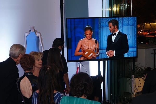 2015 Academy Awards Viewing Party Red Carpet Gala - Feb. 22, 2015