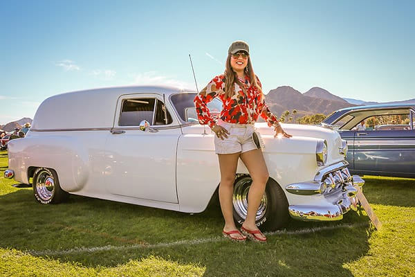 Dr. George Annual Car Show Benefitting Desert Cancer Foundation - Feb. 14, 2015