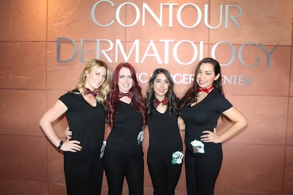 (From left) Brandi Samuels, Jessy Balesteri, Gabby Hurtado, and Rebecca Lemus.